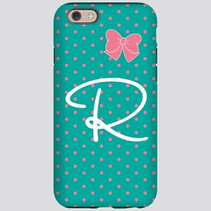 Preppy Monogram Personalized iPhone 6 Tough Case