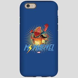 Ms. Marvel & Captain Marvel iPhone 6 Tough Case