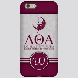 Lambda Theta Alpha Monogram iPhone 6/6s Tough Case