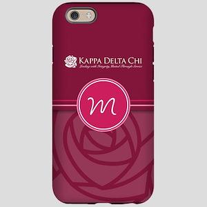 Kappa Delta Chi Monogram iPhone 6/6s Tough Case