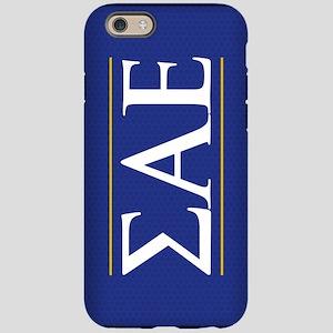 Sigma Alpha Epsilon Fratern iPhone 6/6s Tough Case