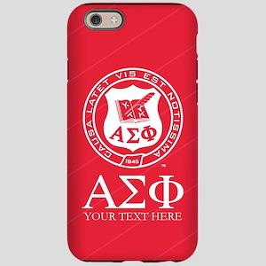 Alpha Sigma Phi Letters Per iPhone 6/6s Tough Case