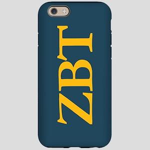 Zeta Beta Tau Fraternity Le iPhone 6/6s Tough Case