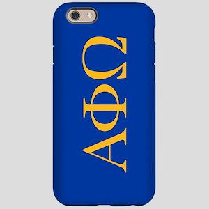 alpha phi omega iPhone 6/6s Tough Case