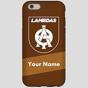 Lambda Theta Phi Logo Perso iPhone 6/6s Tough Case