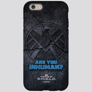 MAOS Are you Inhuman iPhone 6 Tough Case