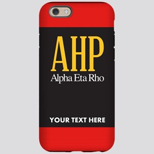 Alpha Eta Rho Personalized iPhone 6/6s Tough Case