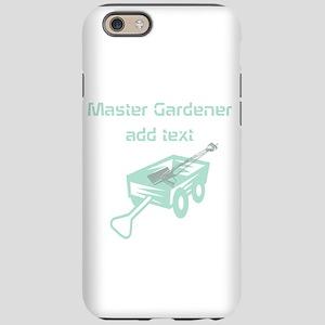 Cool Mint Master Gardener iPhone 6/6s Tough Case