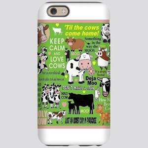 Cows Iphone 6 Tough Case