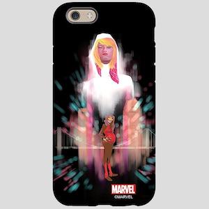 spider-gwen & spider-woman iPhone 6 Tough Case