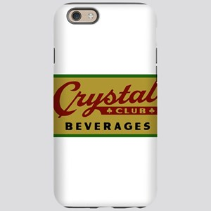Crystal Club logo 10 iPhone 6/6s Tough Case