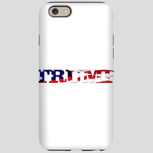 Trump - American Flag iPhone 6 Tough Case