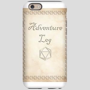 Adventure Log iPhone 6/6s Tough Case