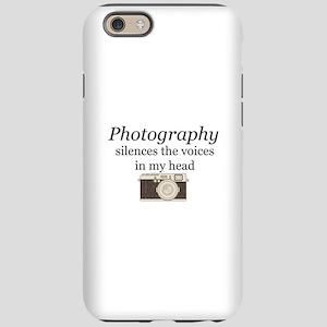 Photography silences the vo iPhone 6/6s Tough Case