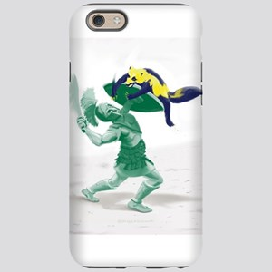 Hoplite vs. Wolverine iPhone 6 Tough Case