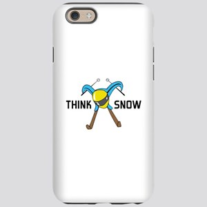 THINK SNOW iPhone 6 Tough Case