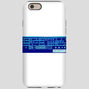 Prophet 5 Blue Glow iPhone 6 Tough Case