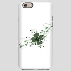 Elegant Shamrock Design iPhone 6/6s Tough Case