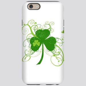 St Paddys Day Fancy Shamroc iPhone 6/6s Tough Case