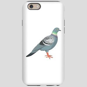 Grey pigeon iPhone 6 Tough Case