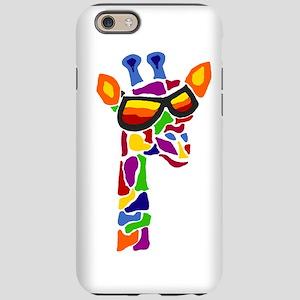 Giraffe in Sunglasses iPhone 6 Tough Case