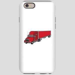 Semi-Truck 1 iPhone 6 Tough Case