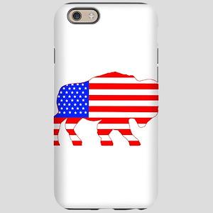 American Buffalo iPhone 6/6s Tough Case