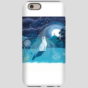 Moon Gazing Hare iPhone 6/6s Tough Case