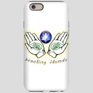 Healing hands iPhone 6 Tough Case