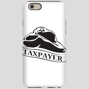 STEAK TAXPAYER iPhone 6 Tough Case