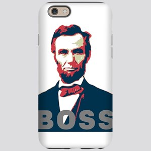 Lincoln Boss iPhone 6 Tough Case
