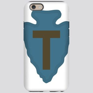 36th Infantry Div iPhone 6 Tough Case