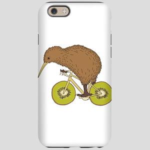 Kiwi Riding Bike With Kiwi iPhone 6/6s Tough Case