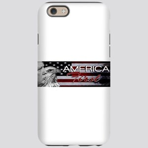 DWX EAGLE ONE AMERICA FIRST iPhone 6 Tough Case