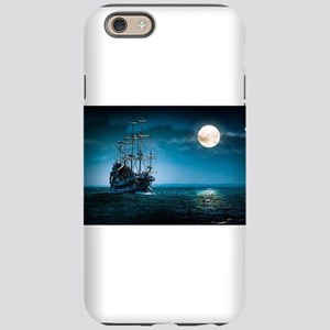 Moonlight Pirates iPhone 6 Tough Case