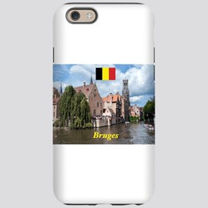 Stunning! Bruges canal iPhone 6 Tough Case