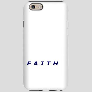 sunset cross iPhone 6 Tough Case