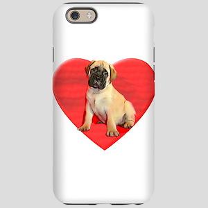 Bullmastiff puppy dog iPhone 6/6s Tough Case