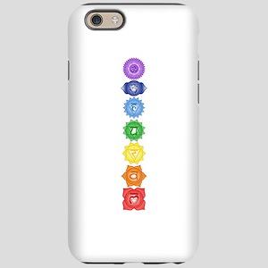 Chakra Symbols iPhone 6 Tough Case