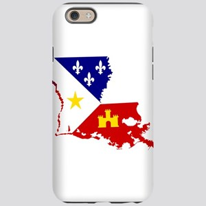 Acadiana State of Louisiana iPhone 6 Tough Case