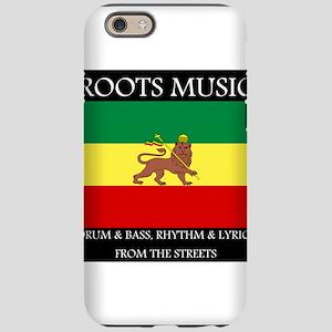 Roots-Music-Flag-Ethiopia iPhone 6 Tough Case