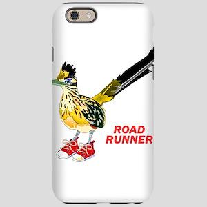 Road Runner in Sneakers iPhone 6 Tough Case