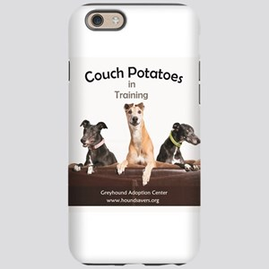 Couch Potatoes iPhone 6/6s Tough Case