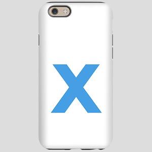 Lowercase Letter iPhone 6 Tough Case