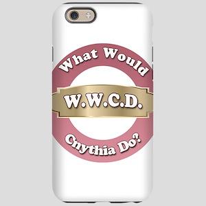 WWCD-Cynthia iPhone 6/6s Tough Case