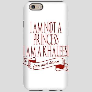 I am not a princess I am a iPhone 6/6s Tough Case