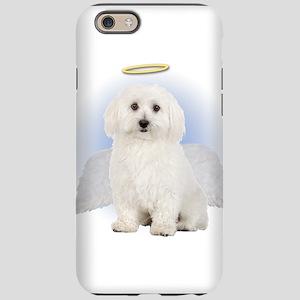 Angel Bichon Frise iPhone 6/6s Tough Case