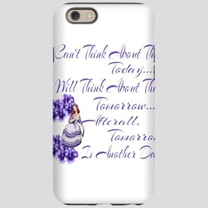 gonewiththewindmovie iPhone 6 Tough Case