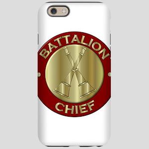 battalion chief brass fire dep iPhone 6 Tough Case