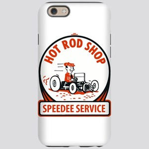 Hot Rod Shop Cartoon iPhone 6/6s Tough Case